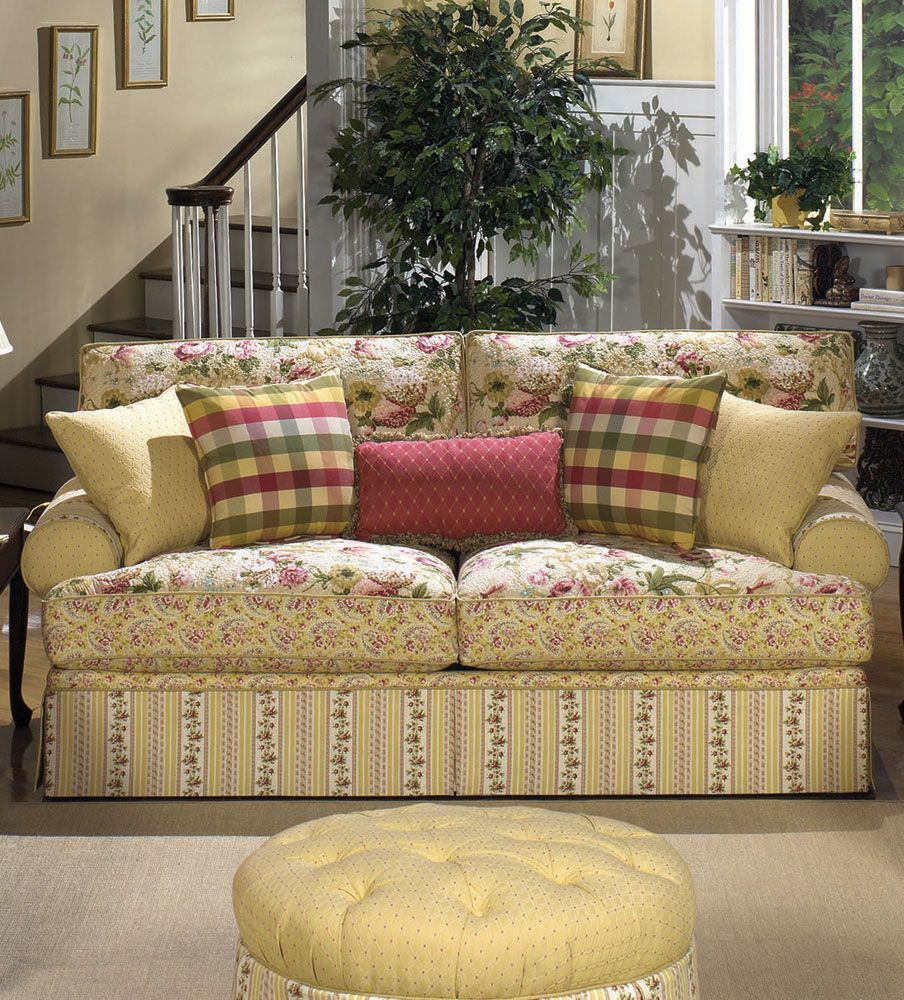 floral sofa and loveseat cottage floral sofa. iu0027m getting so i just adore sofas comprised of RWRDRIA