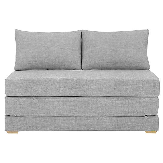 Foam sofa bed buyjohn lewis kip small sofa bed with foam mattress online at johnlewis.com NZGKWPZ