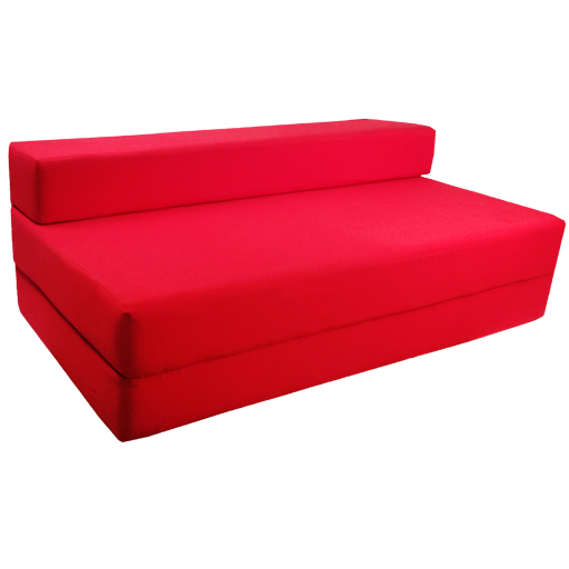Foam sofa bed fabulous fold out couch bed details about fold out foam double guest z PVKYKIX
