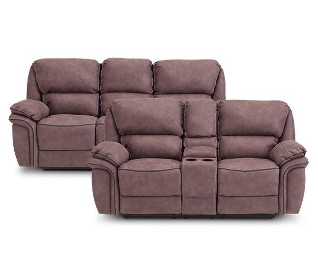 Furniture sofa set carver reclining sofa set BGWLUXY