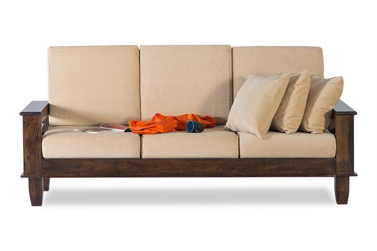 Furniture sofa set solid wood jodhpur sofa set RVBVVKL