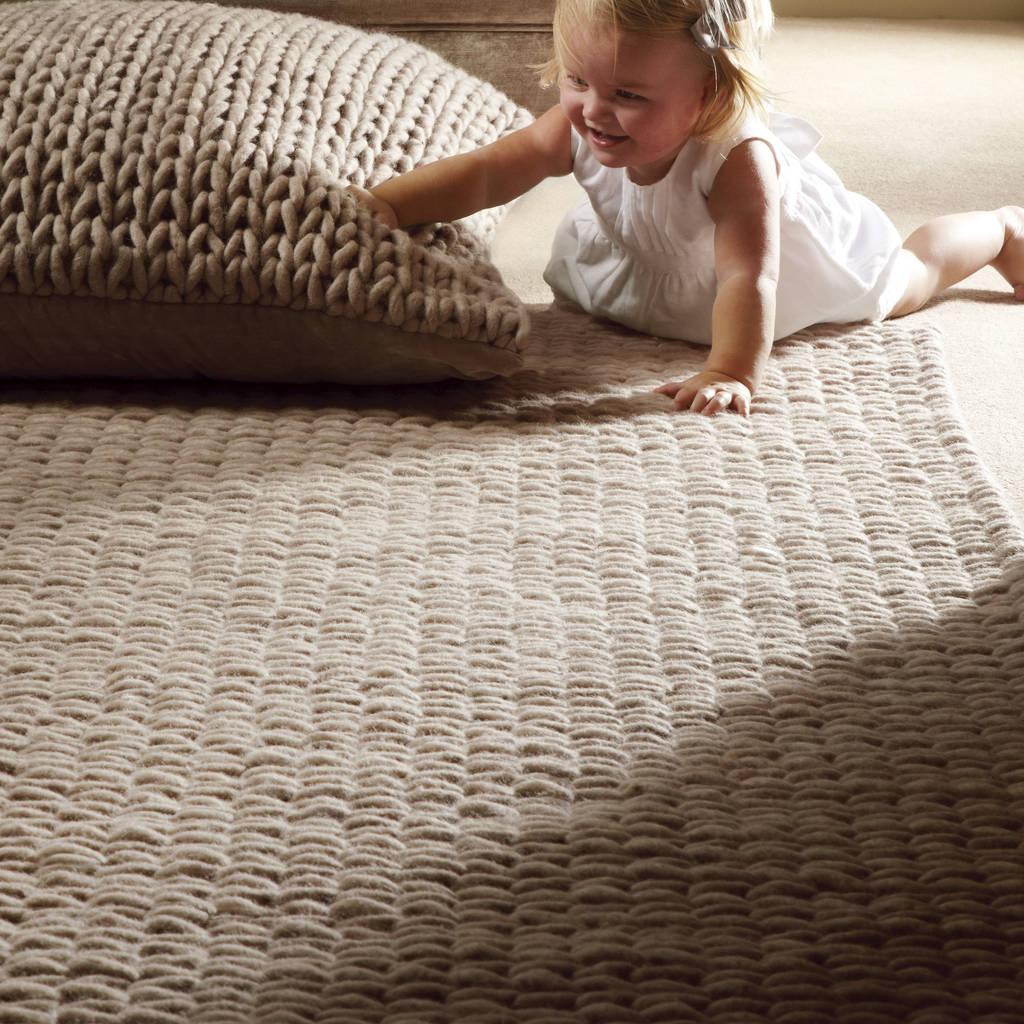 fusion new zealand wool rugs IFLXVWU