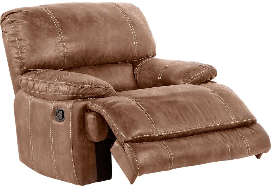 glider recliners stetson ridge brown glider recliner WCRQTQV
