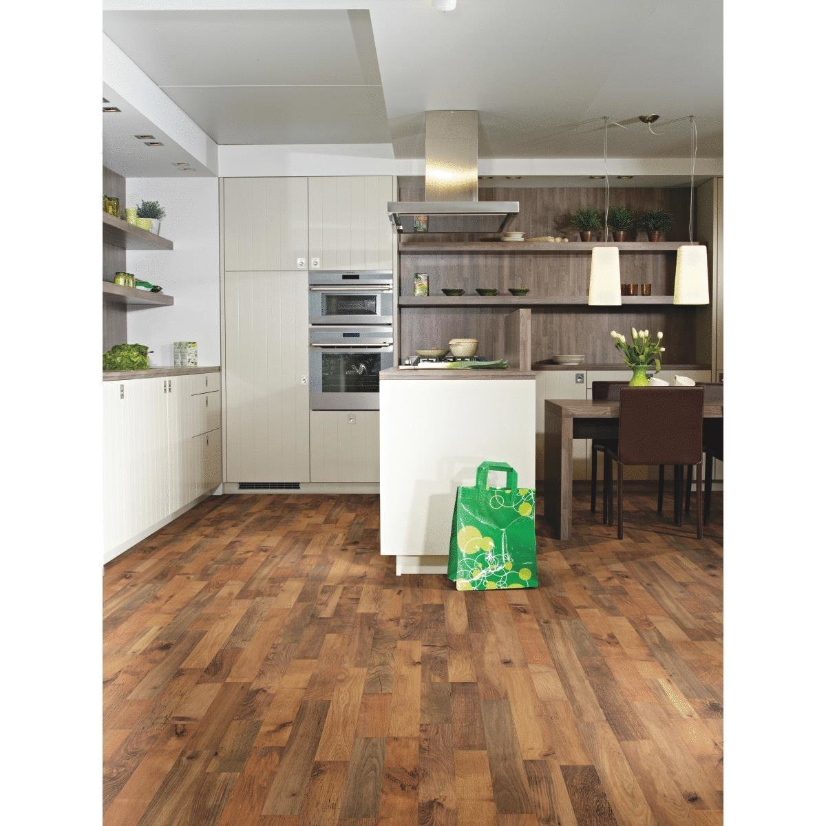Glueless laminate flooring ... balterio right step 7.0 mm vitality original series glueless laminate  flooring KBKJDCI