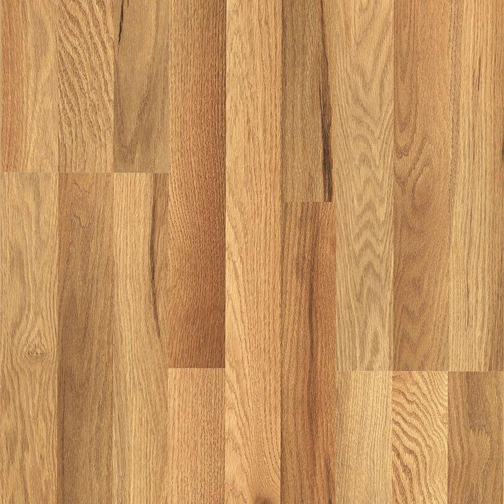 Glueless laminate flooring xp haley oak 8 mm thick x 7-1/2 in. wide x TFDDLZI