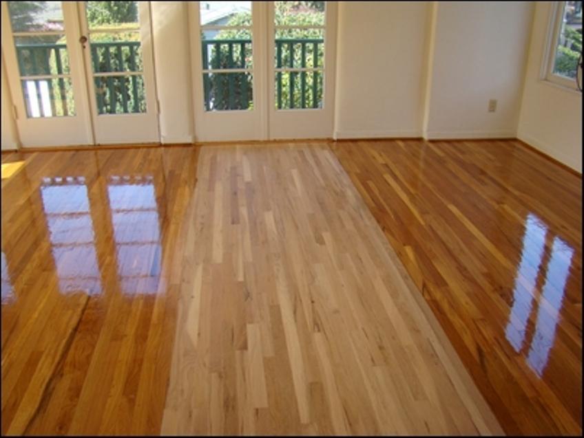 gorgeous hardwood floor finishes hardwood floor finishes satin or gloss  modern flooring LQWVGAP