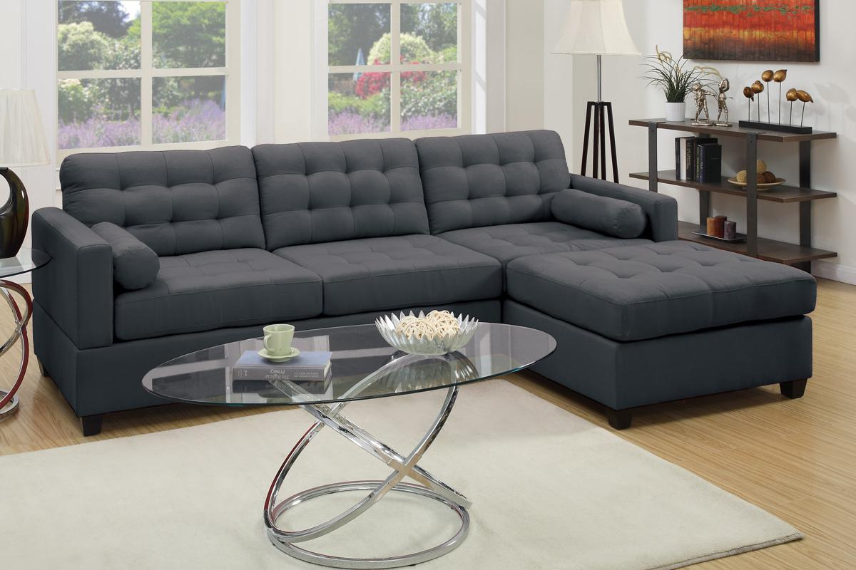 gray sectional couch grey fabric sectional sofa MLCZEDO