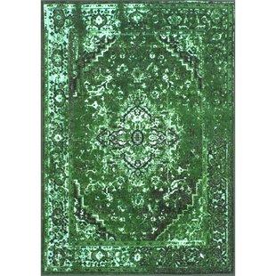 Green area rugs meraz green area rug CHOYIQR