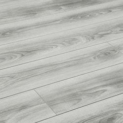 Grey laminate wood flooring gray laminate flooring   builddirect® TTXQWKC