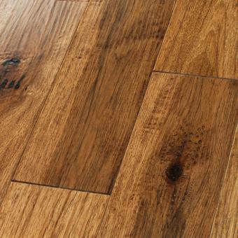 hand scraped wood floors hickory turmeric. premium amish hand scraped hickory saddle KESBSIZ