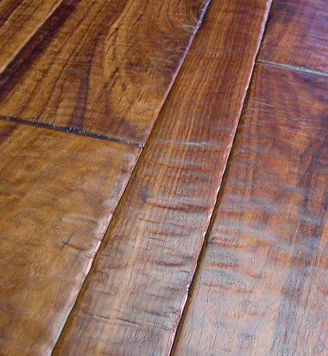 hand scraped wood floors this is actually a hand scraped walnut wood floor by pennington floors. LZNQNOM