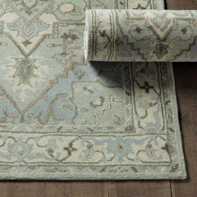 Hand tufted rugs adelaide hand tufted rug | ballard designs VETQTOM