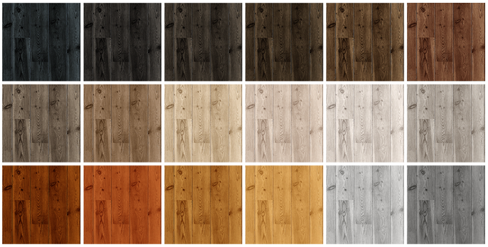 hardwood floor colour choosing the best hardwood color DPUZVYQ