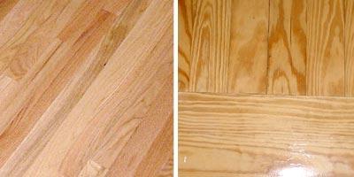 hardwood floor finishes satin and glossy finishes TGIIGVN