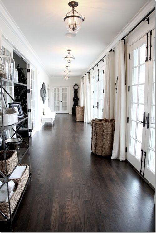 hardwood floor ideas dark hardwood floors for an entryway to make it look luxurious NMXZYCH