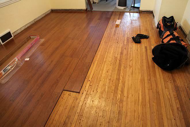 hardwood floor vs laminate perfect laminate hardwood flooring cost APFOBSW