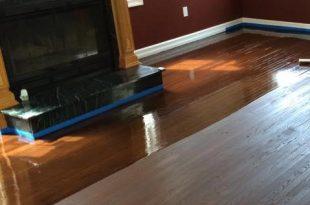 Hardwood floor wax waxing old hardwood floors URTXTOI