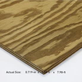 hardwood plywood severe weather 3/4-in common square southern yellow pine plywood sheathing  , application RYXJHIJ