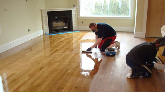hardwood refinishing refinishing hardwood floors: whatu0027s involved? JMRFTKA