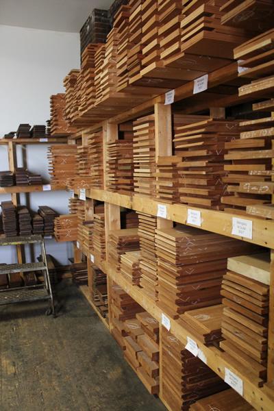 hardwood suppliers last spring i had the pleasure of visiting hibdon hardwoods, one of the GQEVMDW