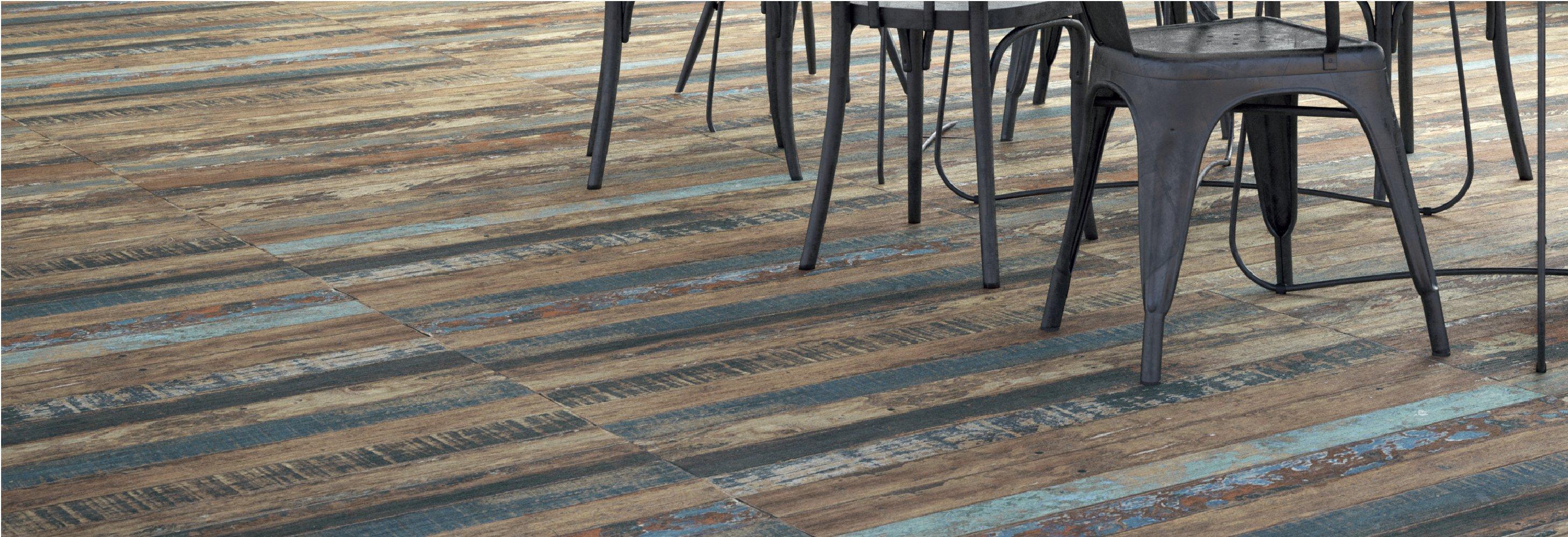 Hardwood tile flooring wood look plank tile JPQWCIN