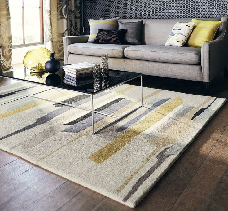 harlequin - zeal pewter 43004 rugs - buy online at modern rugs uk TZEAZDE