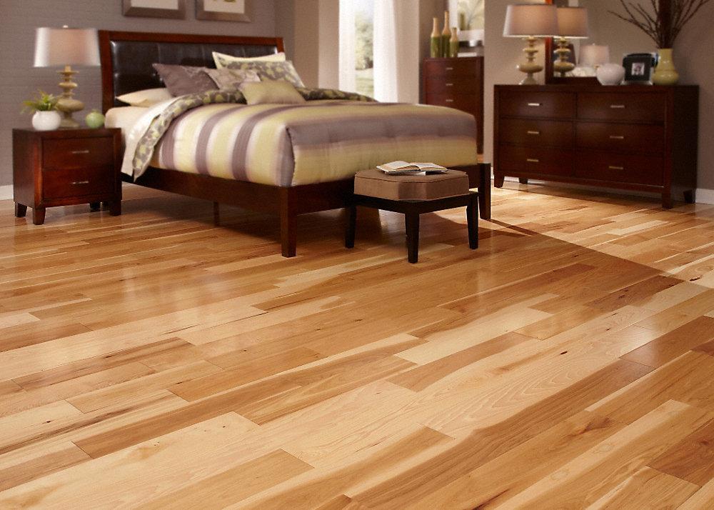 hickory hardwood flooring 3/4 OGNTFNY