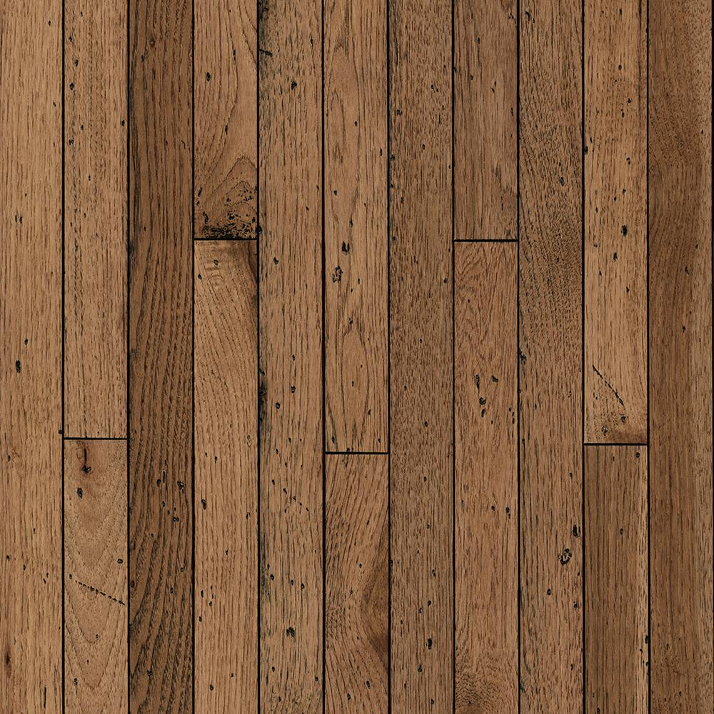 hickory hardwood flooring vintage farm hickory antique timbers 3/4 in. x 2-1/4 HOMTOEB