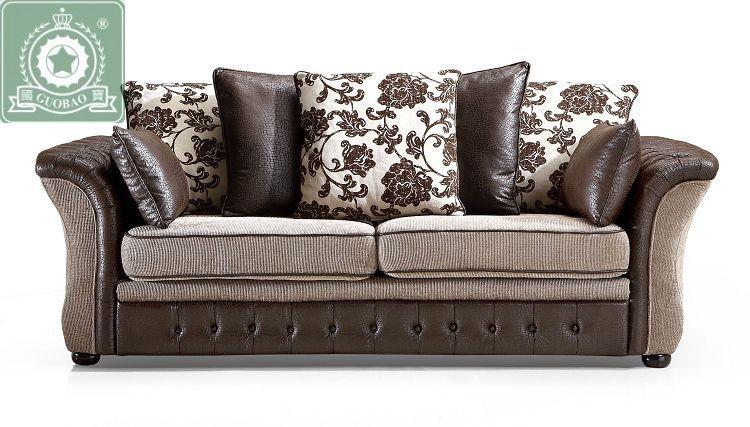 high quality sofa high quality living room furniture european modern fabric sofa KXXYCGK
