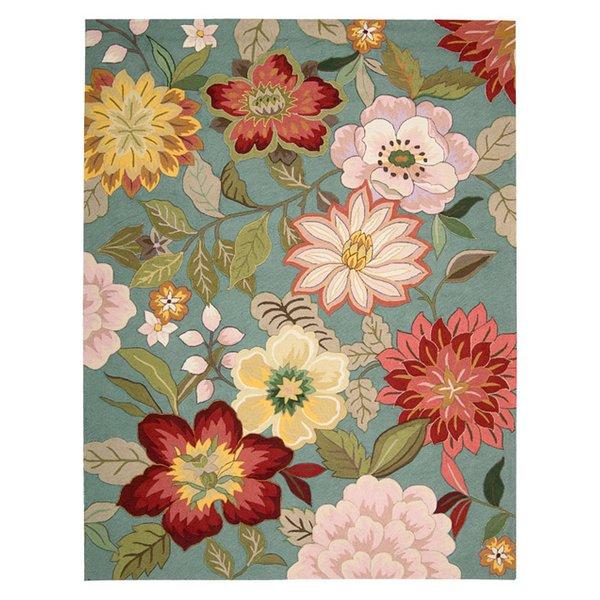 hooked rugs youu0027ll love | wayfair DJPZXEM
