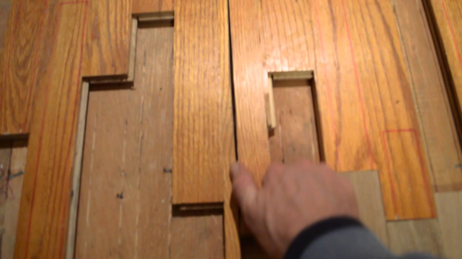 how to extend your existing hardwood floors - new hardwood floors - youtube QWMRTYS
