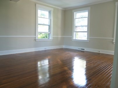 how to refinish hardwood floors - after DXRZWVL
