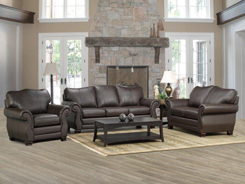 huntington italian leather sofa ZMSIVXV