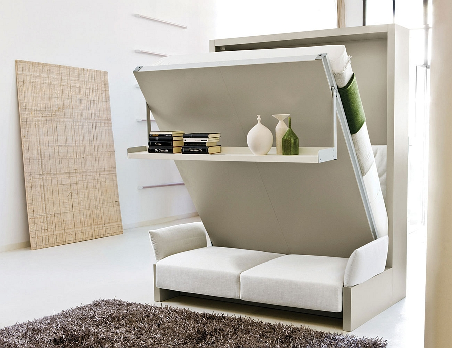 ideas for murphy bed with sofa FYWHVIA