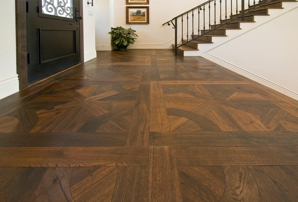 interior hand scraped wood floors HUFHZNT