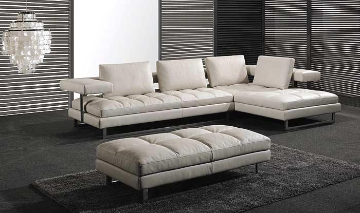 italian leather sofa pl0071 by planum XWNTECK