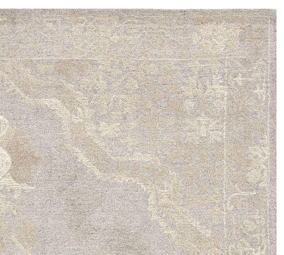 kenley tufted rug swatch EUEYAVG