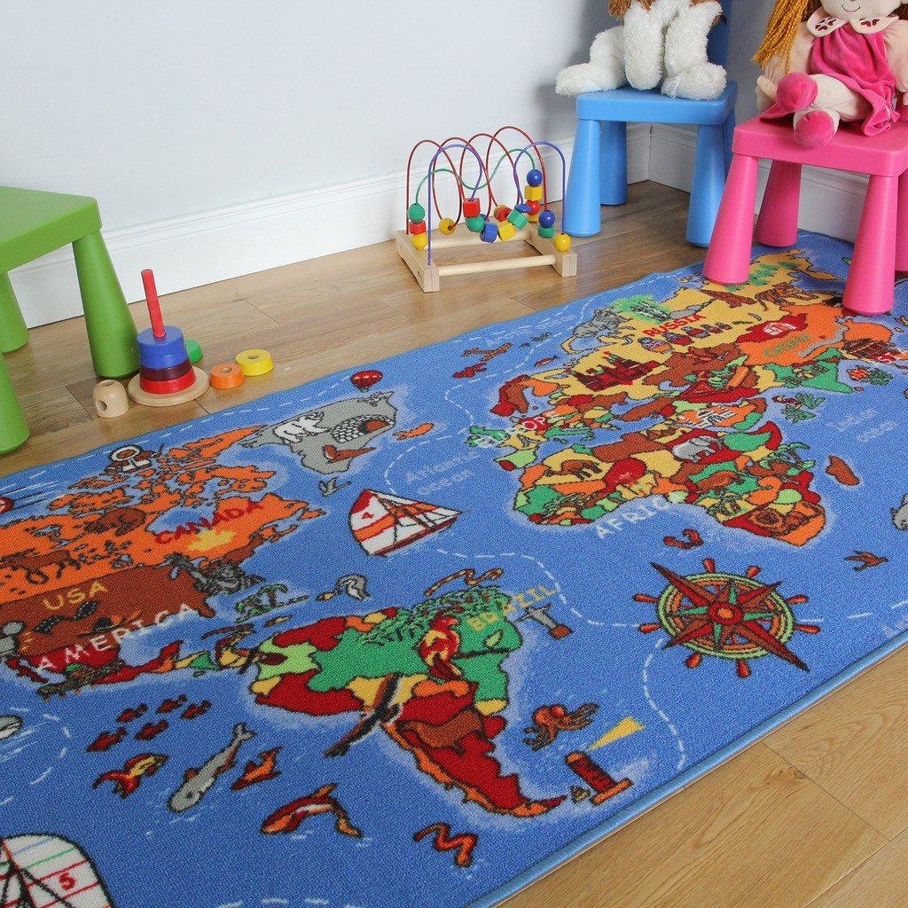 Kid rugs charming flooring ideas using exciting kids rugs: wood floorings and kids  rugs AAKZGES