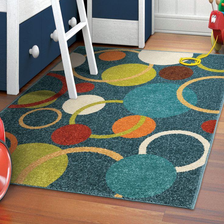 Kid rugs kidu0027s- gumball rug in admiral blue! ZTYKVDE