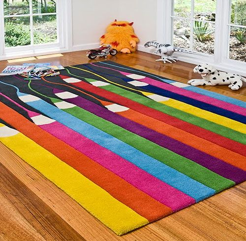 Kid rugs for your house: