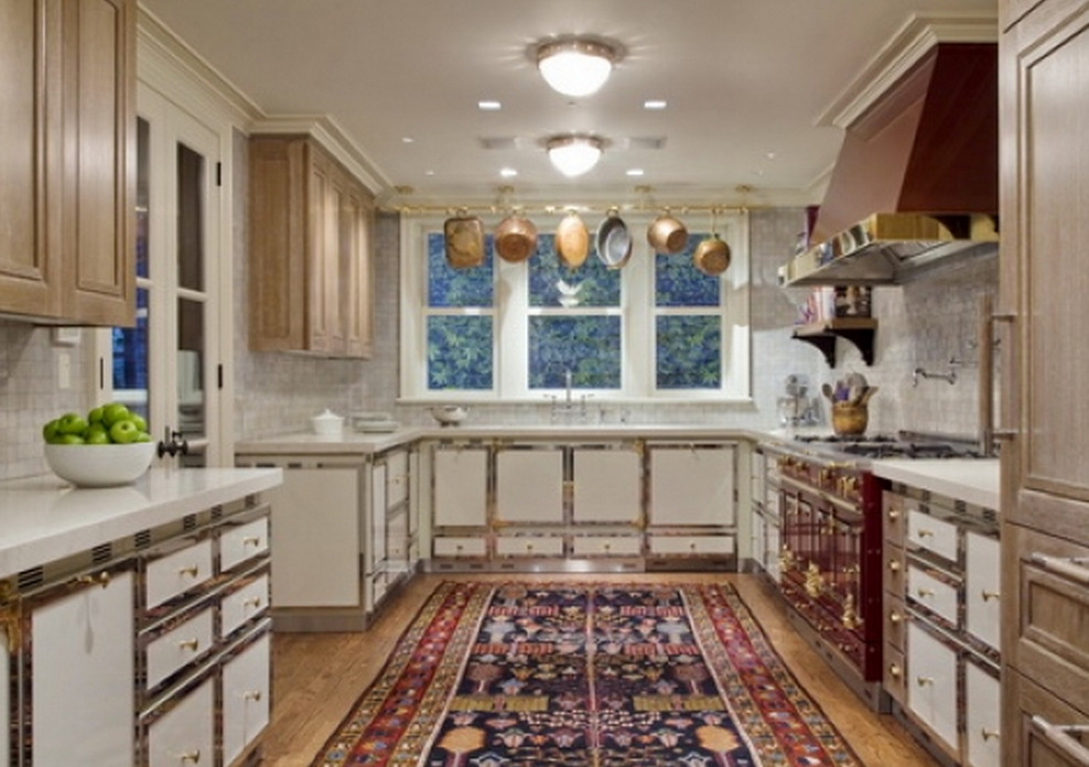 kitchen carpet kitchen carpets- room size oriental rug in a red and white la cornue QOKYRYC