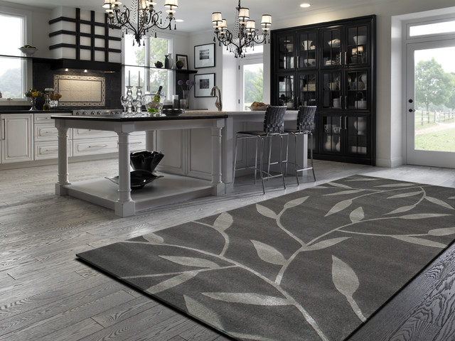 kitchen carpet vineworx rug in a contemporary kitchen contemporary-kitchen ZECJAUW