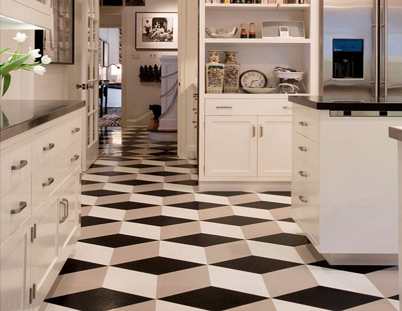 kitchen flooring ideas and materials - the ultimate guide ULHKVXR