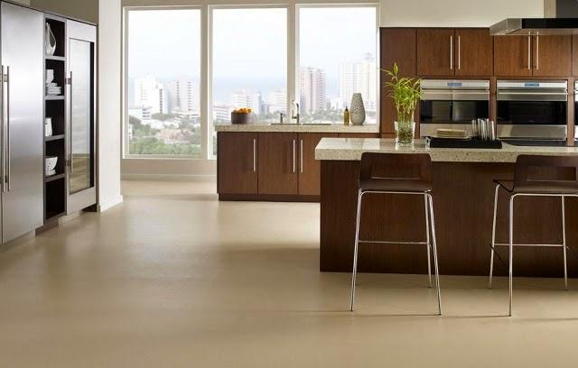 kitchen flooring materials urban cork kitchen floor material TZBLEAF