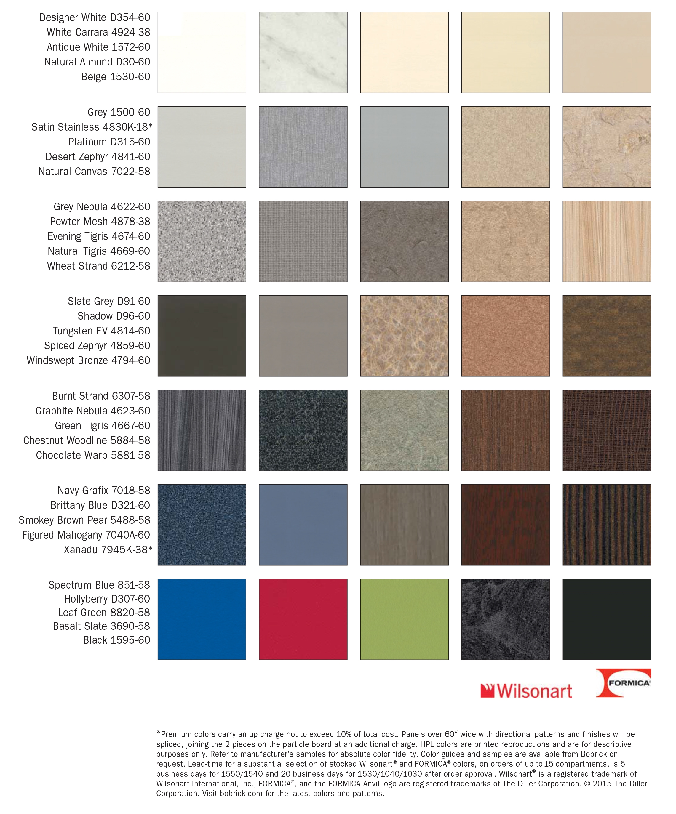 Laminate colors pionite formica colors | floor decoration ideas intended for formica  standard laminate HPHTCUZ