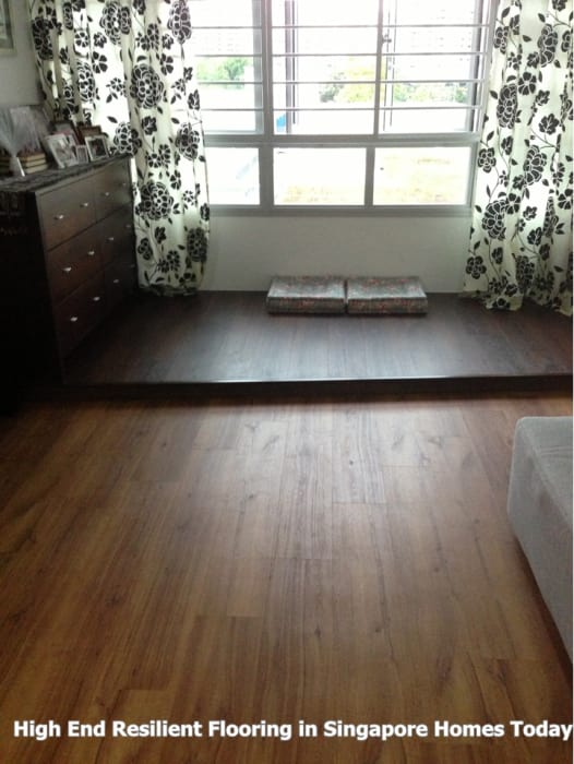laminate flooring singapore high end resilient flooring (herf) has come a long way in becoming one PLYGLIS