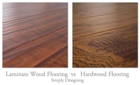 laminate hardwood floating laminate wood flooring vs real hardwood flooring | the pros and RHLKOKK