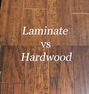 laminate hardwood laminate vs. hardwood flooring JNNTGCL