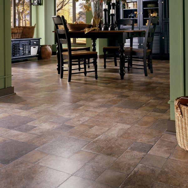 Popularity of laminate stone flooring