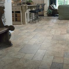 laminate stone flooring innovations tuscan stone sand 8 mm thick x 15-1/2 in. wide x 46-2/5 XYWAWKP